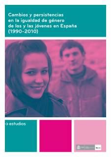 Perspectiva de los jóvenes españoles en igualdad de género